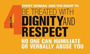 women' dignity 2