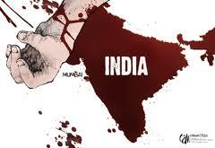 bleeding india.