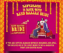 band baaja bride