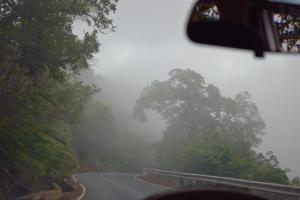 meghadootam -- driving through the rains