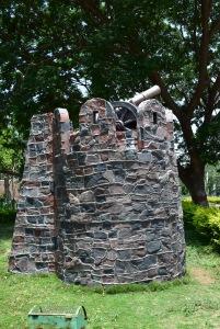 watch tower kittur fort