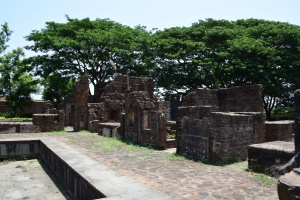 section of the fort