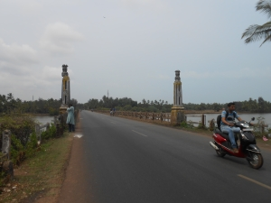 Gangolli bridge