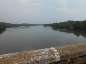Honnavara Bridge
