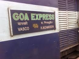 xammi-goa express