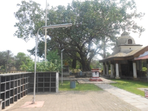 Temple at Manipal