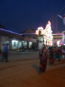 entrance of the Udupi temple