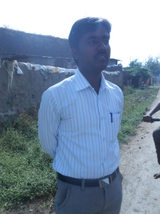 the BRO of Bhudula village