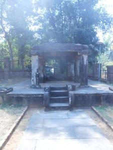 The Kathale Basadi chappara