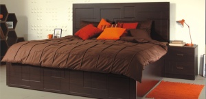 Bedroom concepts by Godrej interio