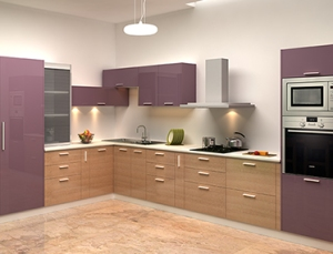 modular kitchen- Godrej Interio