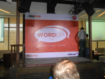word up at Gurgaon