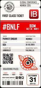 BNLF 1 TICKET