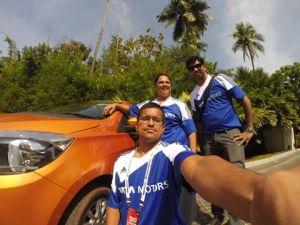 #Fantastico Team D1