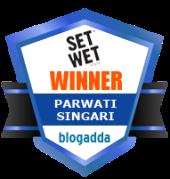 ParwatiSingari#SetWet#SadaSexy