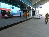 The dehradun airport lounge
