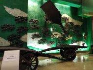 The chariot pavillion