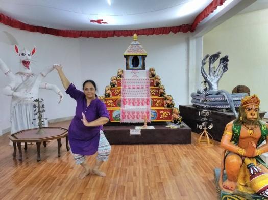 guwhati Srimant Sankaradeva museum (5)