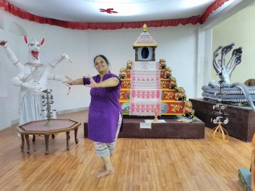 guwhati Srimant Sankaradeva museum (7)